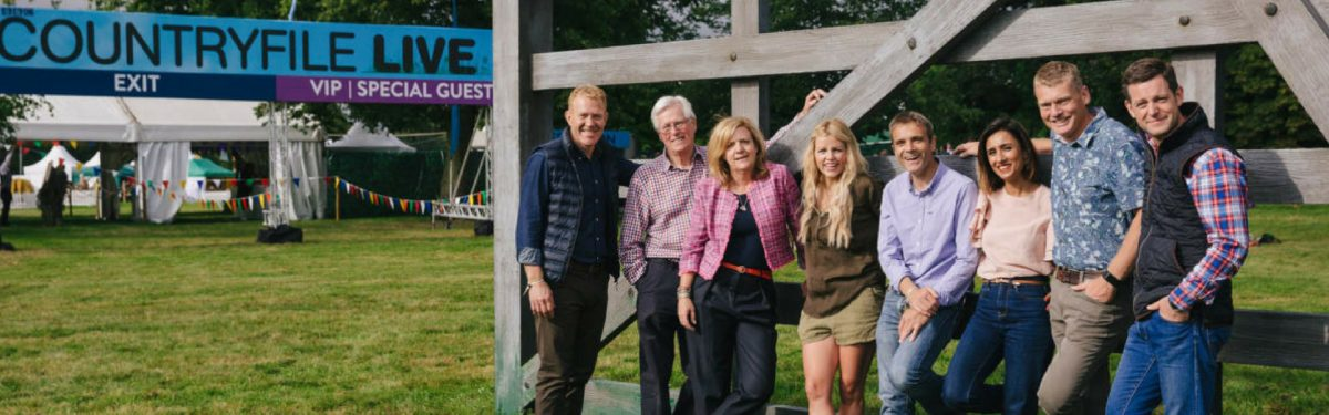 Boom Ents helped take Countryfile Live to market with huge success across media planning, buying and ticket sales