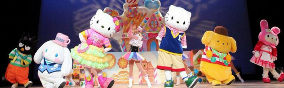 Hello Kitty Live Fashion and Friends was a massive success for Boom's Partnerships team
