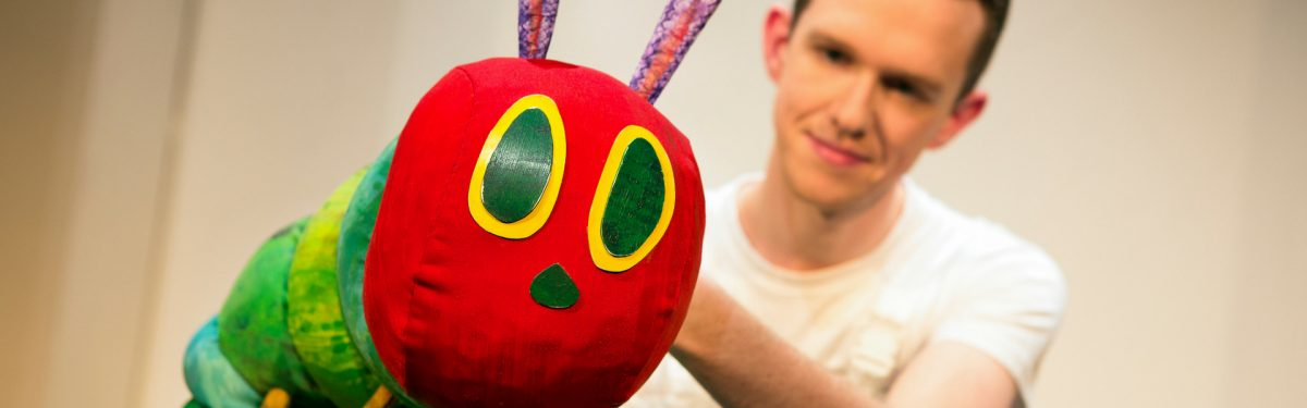 Family entertainment was the focus of The Very Hungry Caterpillar Tour