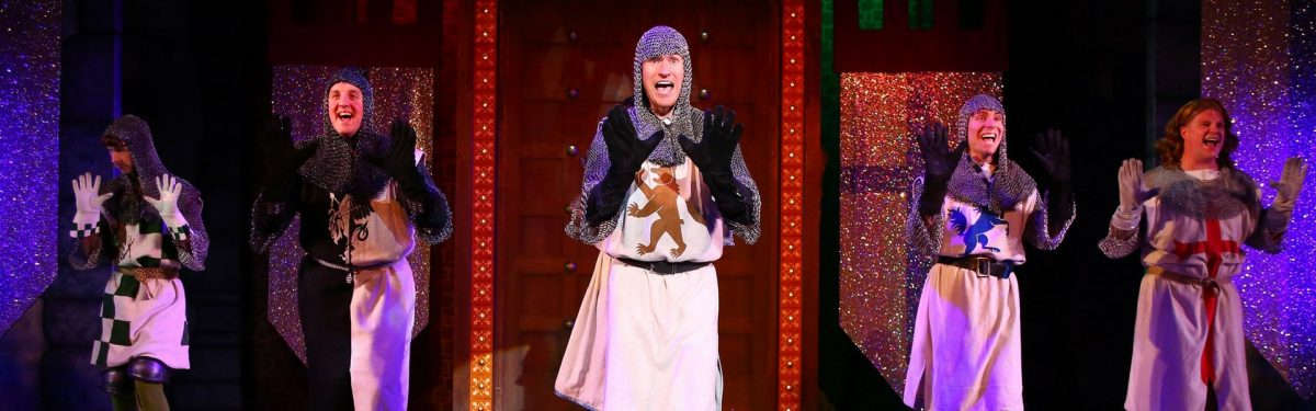 Boom Ents ran the marketing campaign for Spamalot including media, partnership, digital and strategy support